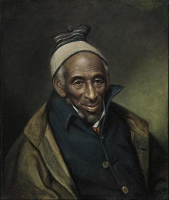 Portrait of Yarrow Mamout | Charles Willson Peale | oil painting