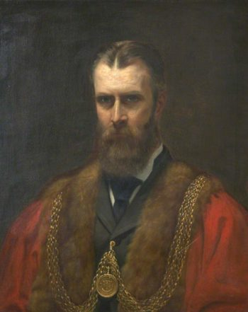 John Shelley | Edward Arthur Fellowes Prynne | oil painting