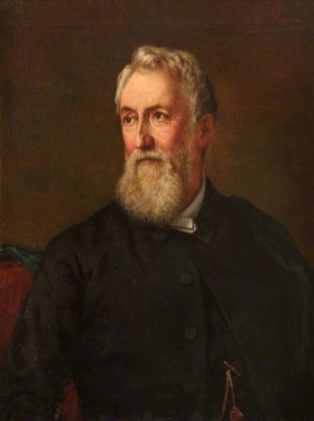 The Reverend Henry William Hill | Edward Arthur Fellowes Prynne | oil painting