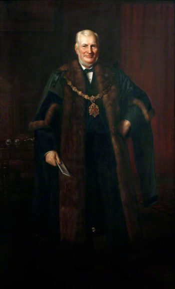 Thomas Chirgwin | Edward Arthur Fellowes Prynne | oil painting