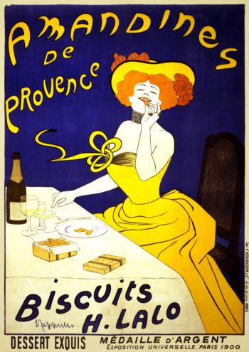 Amandines de Provence | Leonetto Cappiello | oil painting