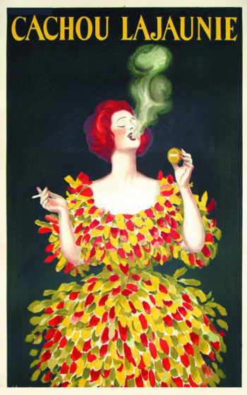 Cachou Lajaunie | Leonetto Cappiello | oil painting