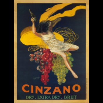 Cinzano | Leonetto Cappiello | oil painting