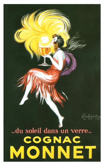 Cognac Monnet | Leonetto Cappiello | oil painting