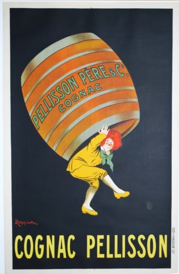 Cognac Pellisson | Leonetto Cappiello | oil painting