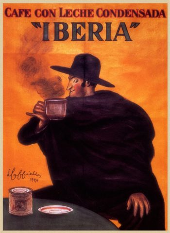 Iberia | Leonetto Cappiello | oil painting
