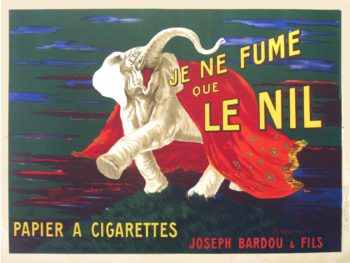 Le Nil | Leonetto Cappiello | oil painting