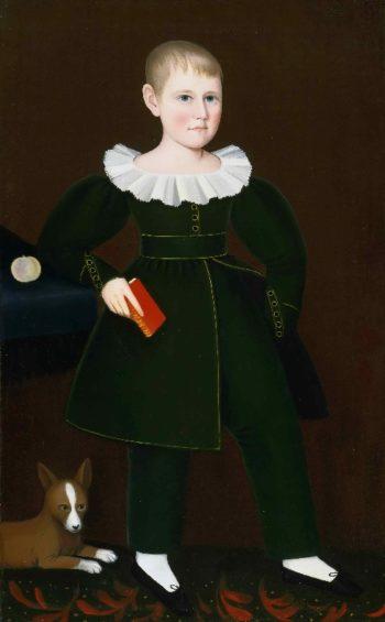 Aaron D Smith | Ammi Phillips | oil painting