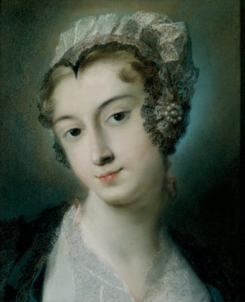 A Tyrolean Innkeeper | Rosalba Carriera | oil painting