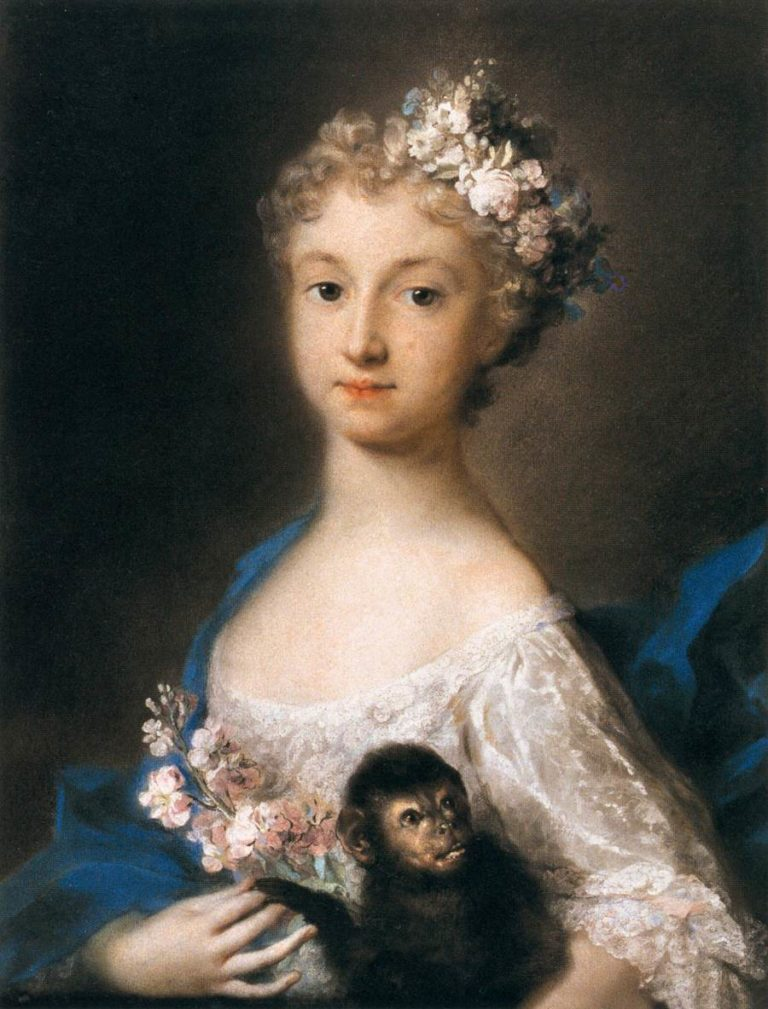 Untitled | Rosalba Carriera | oil painting