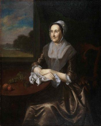 Portrait of Hannah Lambert Cadwalader | Charles Willson Peale | oil painting