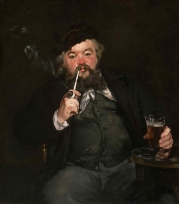 Le Bon Bock | Edouard Manet | oil painting