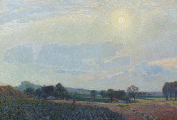 A Sunny Morning | Leo Gestel | oil painting