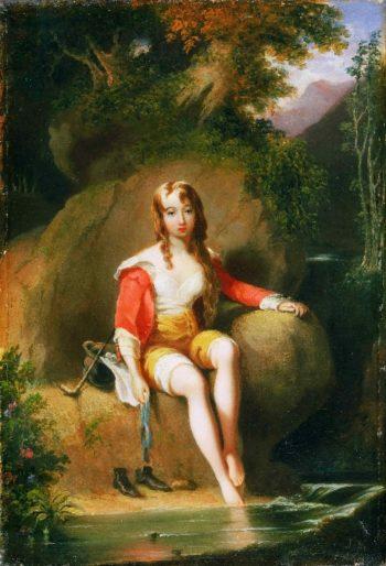 Dorothea | Jacob Eichholtz | oil painting