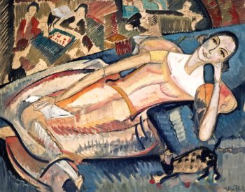 At Leisure | Alice Bailly | oil painting