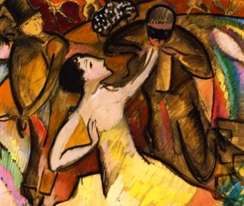 At the Ball | Alice Bailly | oil painting