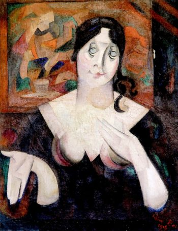 Florentin | Alice Bailly | oil painting