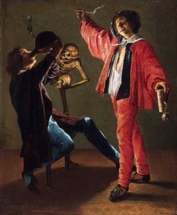 The Last Drop (The Gay Cavalier) | Judith Leyster | oil painting