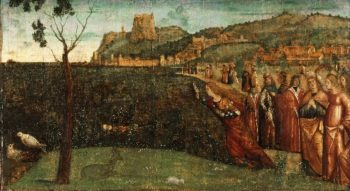 The Metamorphosis of Alcyone | Vittore Carpaccio | oil painting