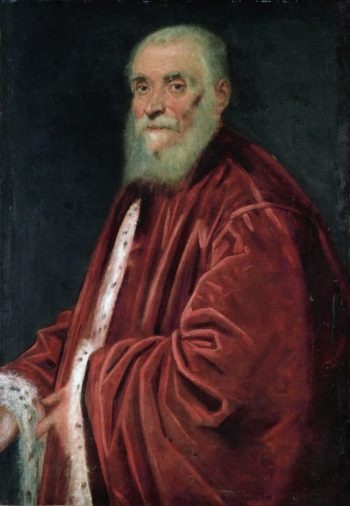 Marco Grimani | Jacopo Tintoretto | oil painting