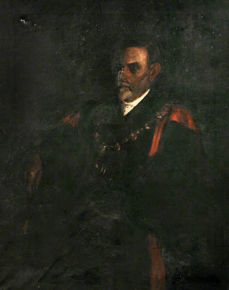 William Harvey Julyan | Harold Harvey | oil painting