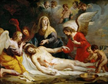 Lamentation over Christ | Gaspard de Crayer | oil painting
