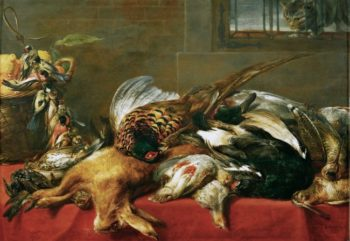 Hunting Still-life | Frans Snyders | oil painting