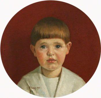 James Jewill Hill Junior | Harold Harvey | oil painting