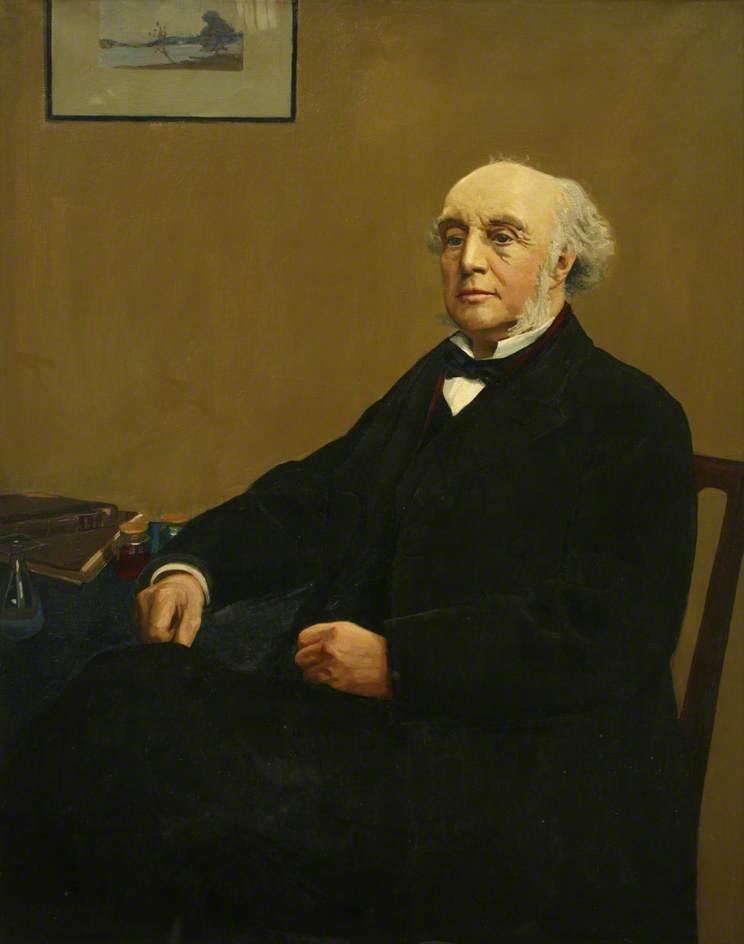 Charles F.Barham | Harold Harvey | oil painting
