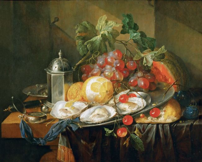 Breakfast Still Life | Cornelis de Heem | oil painting
