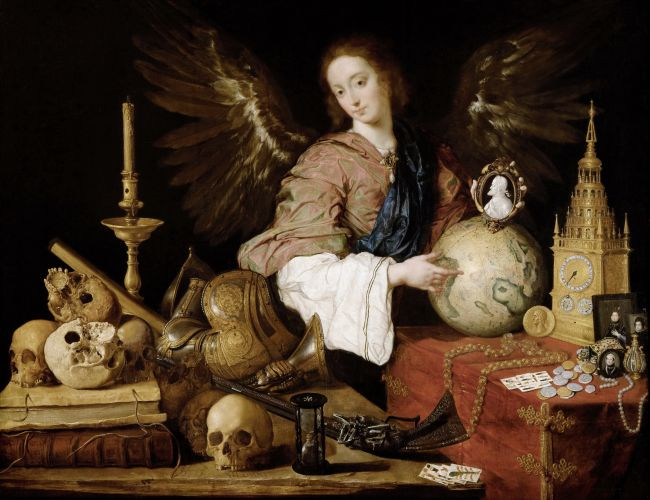 Allegory of Vanity | Antonio de Pereda | oil painting
