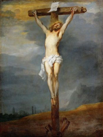Crucifixion | Anthony van Dyck | oil painting