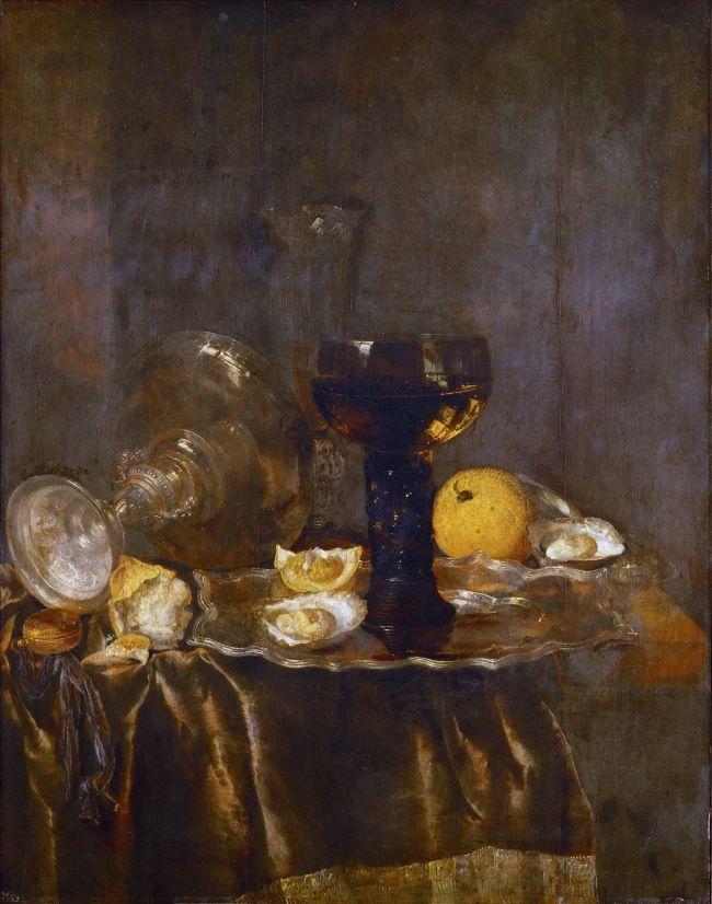 Breakfast Still Life | Abraham van Beveren | oil painting