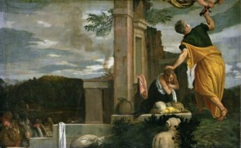 Sacrifice of Isaac | Paolo Veronese | oil painting
