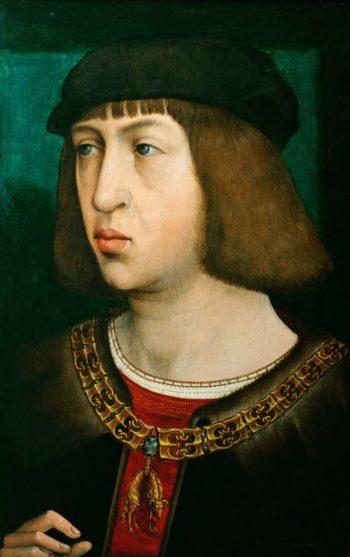 Philip I -1478 - 1506 | Juan de Flandes | oil painting