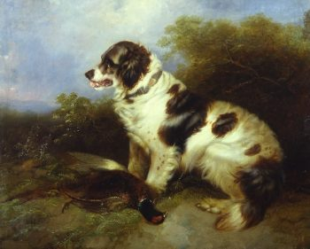 Retrieved | George Armfield | oil painting