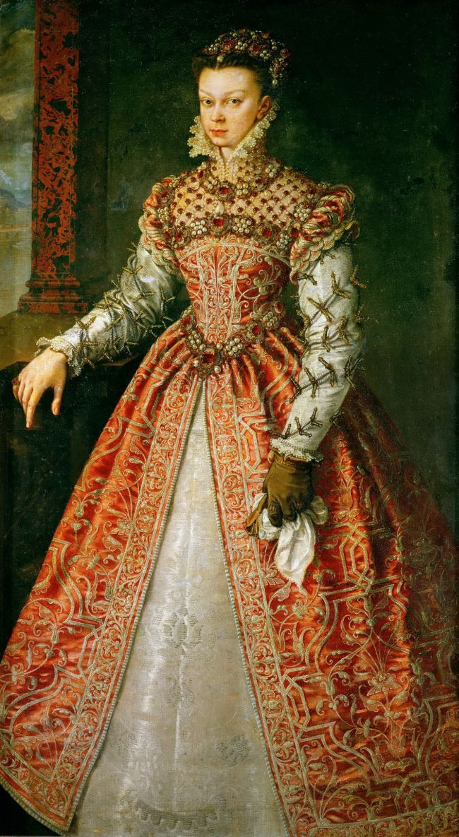 Isabella of Valois -1546-1568 ...