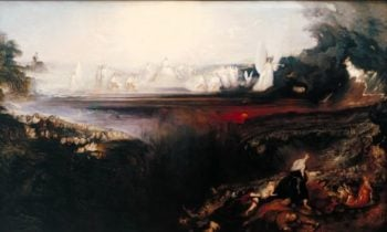 The Last Judgement | John Martin | oil painting