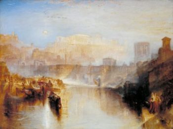 Ancient Rome | Joseph Mallord William Turner | oil painting