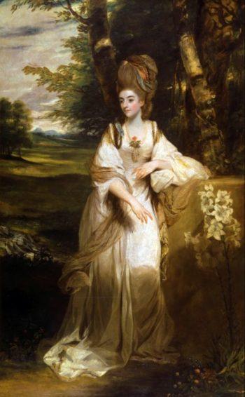 Lady Bampfylde | Sir Joshua Reynolds | oil painting