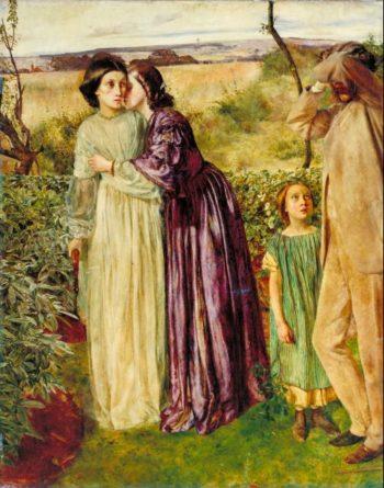 Too Late | William Lindsay Windus | oil painting