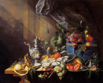 Still Life | Cornelis de Heem | oil painting