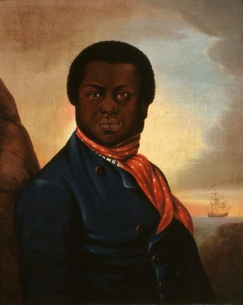 Portrait of a Black Sailor (Paul Cuffe) | Unknown | oil painting