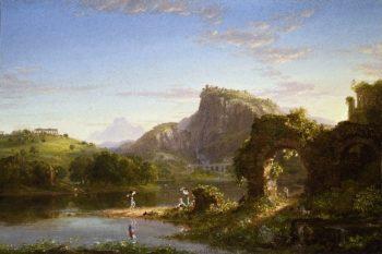 LeAllegro | Thomas Cole | oil painting