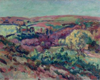 Landscape | Armand Guillaumin | oil painting