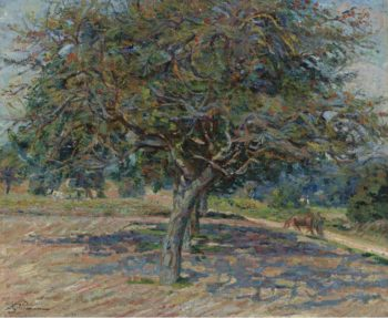 Trees at Ile de France 1878 | Armand Guillaumin | oil painting