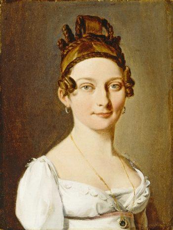 Portrait of a Lady | Louis-Leopold Boilly | oil painting