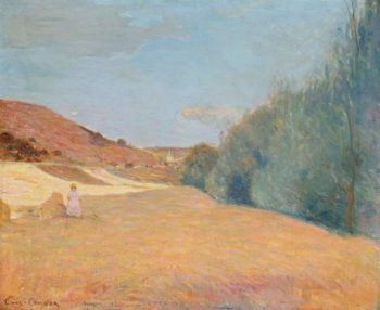 Vetheuil 1892 | Charles Conder | oil painting