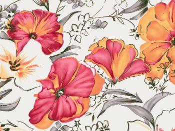 Flower Painting No.28 | Ocean's Bridge Artist | oil painting