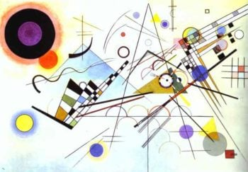 composition VIII 1923 | Wassily Kandinsky | oil painting